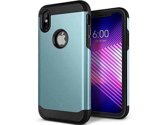 online store e62fc 00fd2 Caseology Legion for iPhone Xs Case (2018) / iPhone X Case (2017) -  Reinforced Protection - Aqua Green - Newegg.com