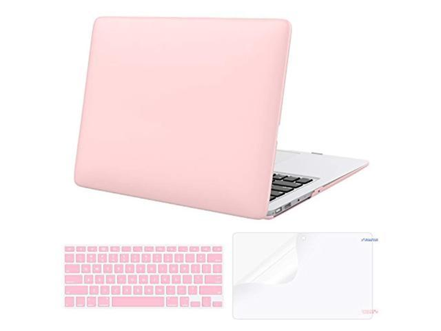 watch 8c6fc 16537 Macbook Air 13 Inch Case, Slim PC Matte Frost Hard Shell Protective Cover  Snap on Case with Keyboard Cover & Screen Protector for Apple MacBook Air  ...