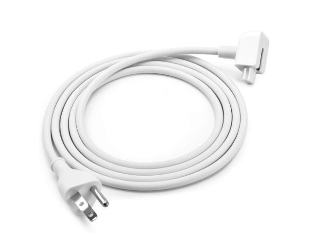 Power Adapter Extension Wall Cord Cable for Apple Mac Ibook Macbook Pro US Plug.
