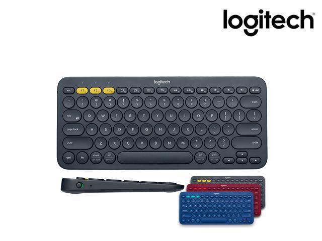 Logitech K380 Multi-Device Bluetooth Keyboard for Windows, Mac, Chrome OS,  Android, iOS, Apple TV-Black - Newegg com