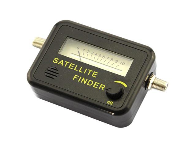 Satellite Signal Tester Receiver Digital Compact LCD Display Mini Finder  Plastic Professional Portable Level Electronics Meter - Newegg com
