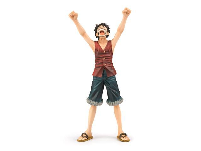 One Piece Dramatic Showcase 2nd Season Vol 1 Monkey D Luffy Figure