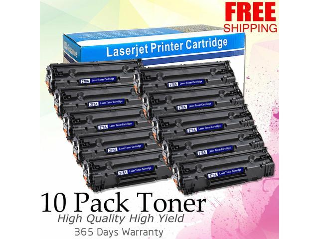 M1536dnf 78A Toner Cartridge For HP  LaserJet P1606dn NEW CE278A