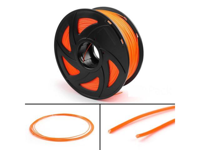 3D Printer Filament PLA ABS 1.75mm 1kg For RepRap MakerBot Print Various Colors