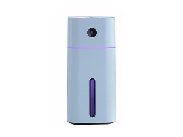 Mini USB Car Humidifier Essential Oil Ultrasonic Air Diffuser Home Night Light
