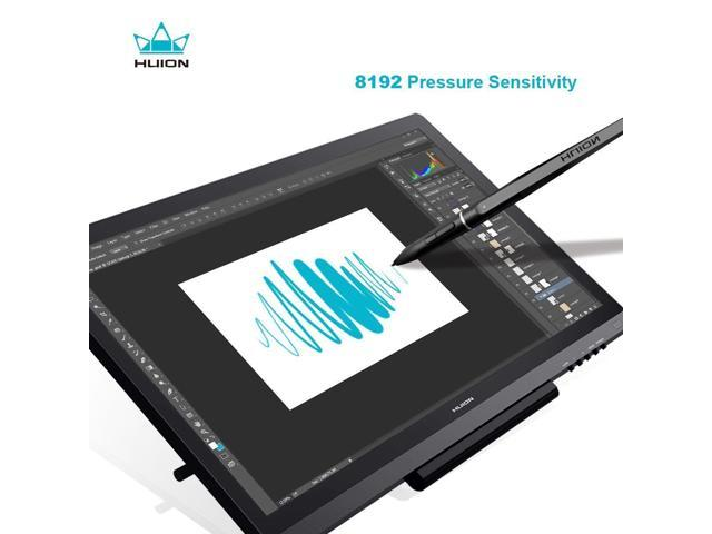 Huion KAMVAS GT-191 8192 Levels Pen Display Monitor Graphics Drawing Tablet  19'' - Newegg com