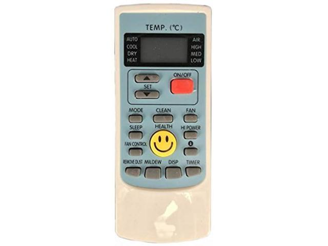 AUX009 AUX Air Conditioning Remote Control for AUX YKR-H/008 YKR-H/009  YKR-H/012 YKR-H/209E Air Conditioner Remote Controller - Newegg com