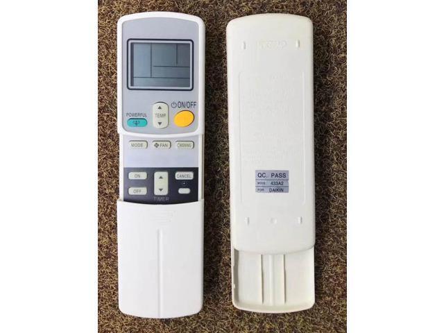 Replacement for Daikin ARC433A2 Air Conditioner Remote Control - Newegg com