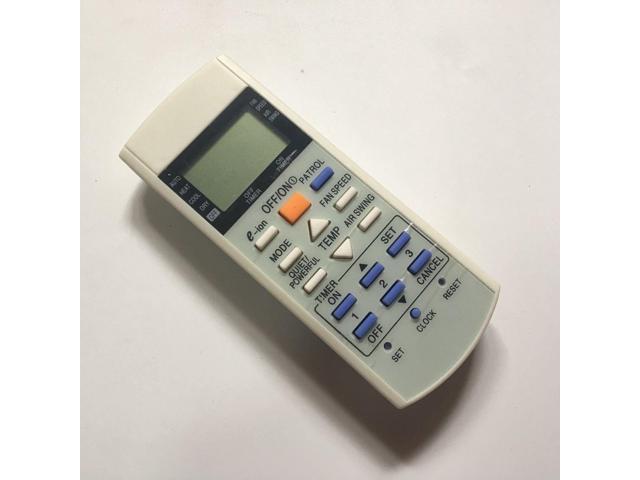 Replacement for for Panasonic CS-E12EKU CSE28FKR CS-E18EKU Air Conditioner  Remote Control - Newegg com