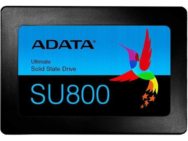 ADATA Ultimate SU800 512GB 3D NAND 2 5 Inch SATA-III Internal Solid State  Drive (ASU800SS-512GT-C) - Newegg com