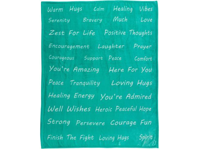 After Surgery Gift Man Chemotherapy Blanket Chemo Inspirational Quote Blanket Cancer Gift Blanket Man Cancer Gift Male Cancer Gift