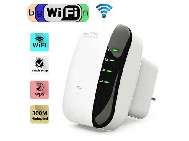 US Wi-Fi Amplifier Blast WiFi WifiBlast Repeater Extender Wireless 300Mbps Range