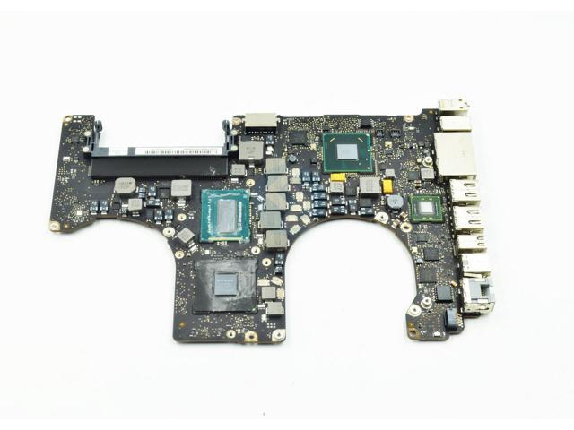 Refurbished: i7 2 7 GHz Logic Board 820-3330-B for Apple Macbook Pro  Unibody 15