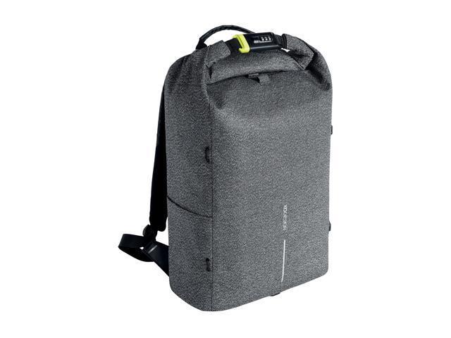 Xd Design Urban Anti Theft Laptop Backpack Cut Proof Grey Uni Travel Bag Newegg