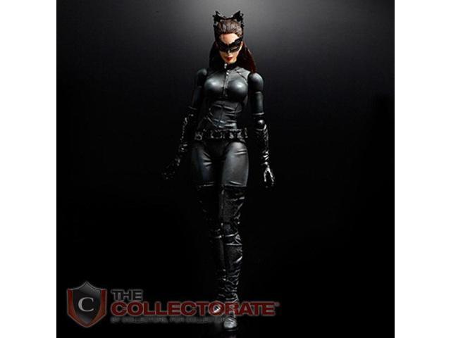 5bb0c15c8 Dark Knight Trilogy Play Arts Kai Catwoman Action Figure - Newegg.com
