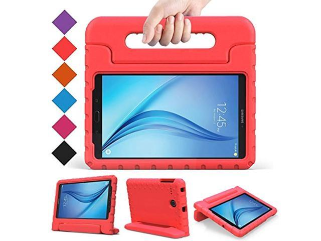 best cheap 5a22b c4675 Kids Case for Samsung Galaxy Tab E 8.0 inch - EVA Shockproof Case Light  Weight Kids Case Super Protection Cover Handle Stand Case for Kids Children  ...