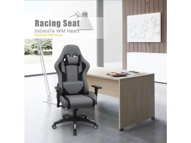 Excellent Intimate Wm Heart Fabric Gaming Chair Breathable Racing Office Chair For Bedroom Ergonomic Swivel High Back Recliner Computer Desk Chair Upgraded Short Links Chair Design For Home Short Linksinfo