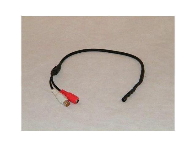 4 MG Add on Audio PickUP Covert Microphone 12VDC MP-100