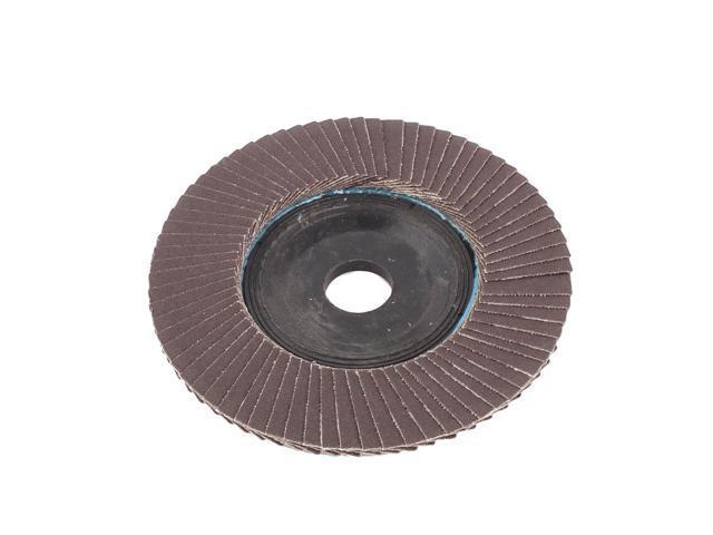 16mmx100mm 320 Grip Fan Type Abrasive Flap Sanding Buffing Disc Grinding  Wheel - Newegg com