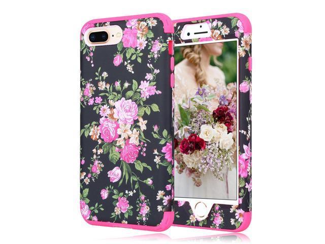 flower case iphone 7 plus