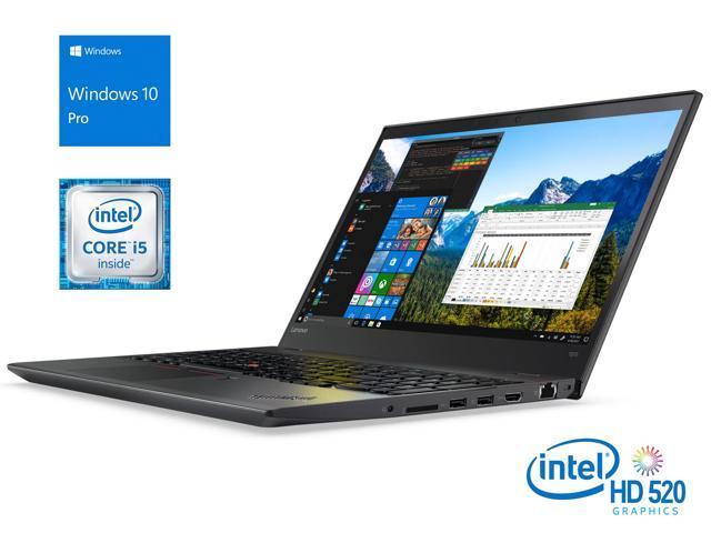 Lenovo ThinkPad T570 Notebook, 15 6