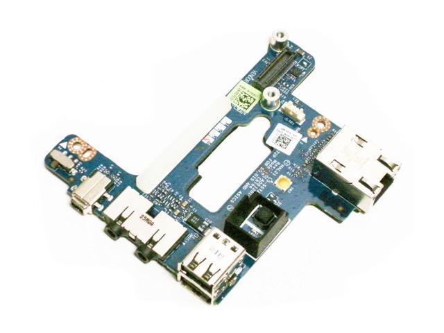 NEW Dell Latitude E6510 Audio USB Firewire Network Board 3DD5J