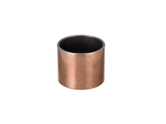 uxcell Sleeve Bearing 14mm Bore x 16mm OD x 20mm Length Plain Bearings Wrapped Oilless Bushings Pack of 10