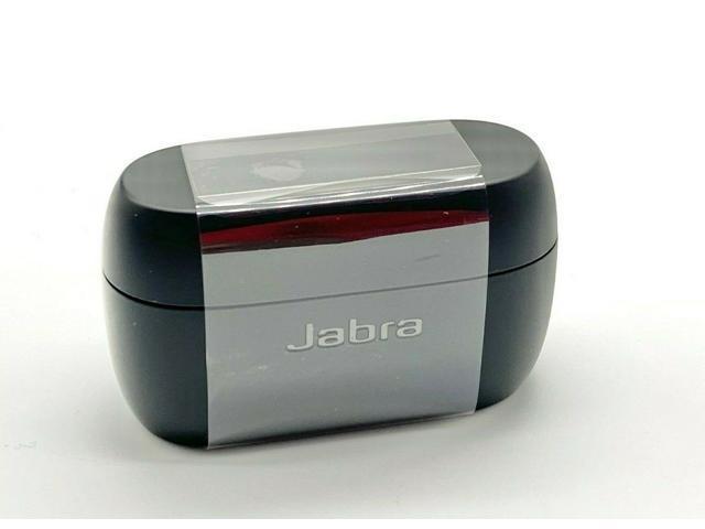 Refurbished Jabra Elite 75t True Wireless Replacement Charging Case Titanium Black Newegg Com