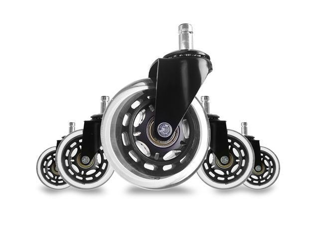 Clatina Heavy Duty Office Chairs Wheels