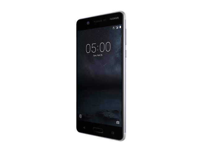 Nokia 5 - Android 8 0 (Oreo) - 16 GB - 13MP Camera - Dual SIM  Unlock   tphone (at&T/T-Mobile/MetroPCS/Cricket/H2O) - 5 2