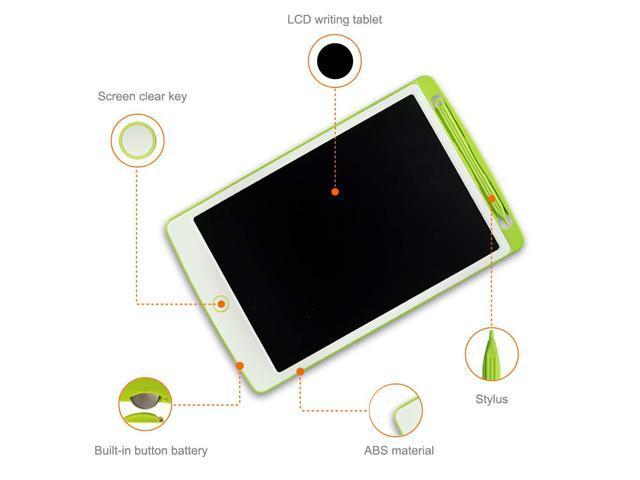 Wayz 10-inch LCD writing board - Green - Newegg com