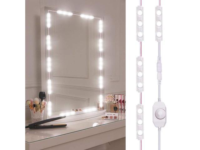 Led Vanity Mirror Lights Kit Makeup, Makeup Mirror Light Kit
