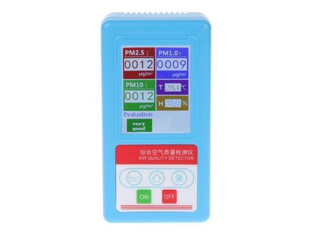 Pm1 0 Pm 2 5 Pm10 Gas Analyzer 9 Kinds Particles Detector Air Quality  Monitor - Newegg com