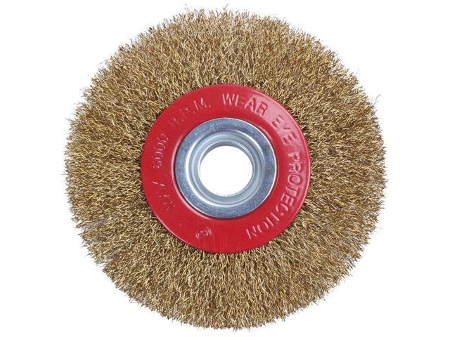 Swell Wire Brush Wheel For Bench Grinder Polish Reducers Adaptor Rings Newegg Com Evergreenethics Interior Chair Design Evergreenethicsorg