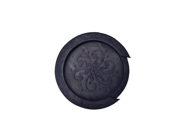 1PC Acoustic Guitar Sound Hole Cover Flexible Rubber Block Stop Plug  Screeching Halt for Musical Stringed Guitar Accessory - Newegg com