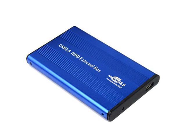 2.5/'/' Hard Drive IDE HDD HD External Enclosure Case Box For Desktop Laptop PC