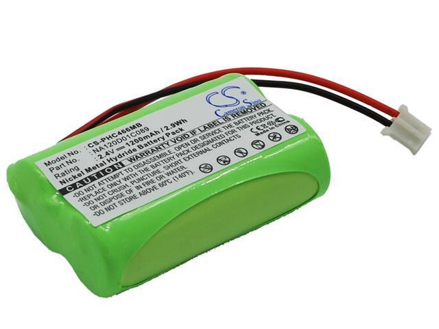 Battery For Philips SBC-SC477, SBC-SC484, SBC-SC487, SCS-SC477 - Newegg com