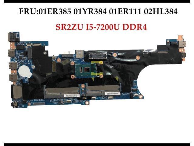 FRU:01ER385 For Lenovo Thinkpad T570 Laptop Motherboard