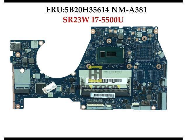 FRU:5B20H35614 for Lenovo YOGA 3 14 Laptop Motherboard BTUU1 NM-A381 SR23W  I7-5500U DDR3 100% Fully Tested - Newegg com