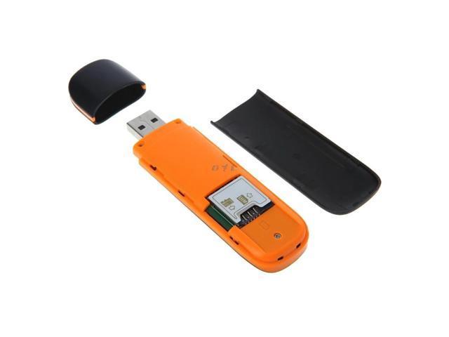 USB Stick SIM Modem 7.2Mbps 3G Wireless Network Adapter with TF SIM Card
