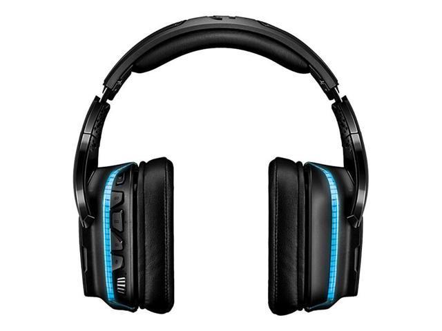 Logitech G G933s Wired Wireless Gaming Headphone Headset 7 1 Surround Sound Stereo Audio Music Pc Gamer Headphones With Mic Newegg Com