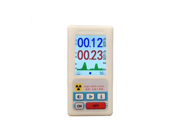 Beta Gamma X-ray Personal Dosimeter Marble Tester Radioactive Detector Geiger Counter Nuclear Radiation Detector