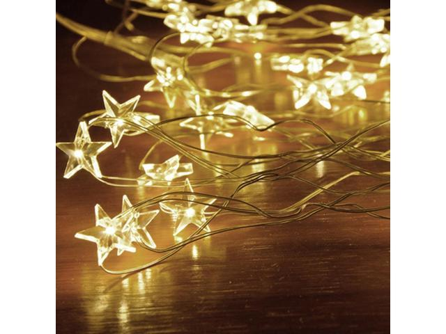 uk availability 60983 be06f Star Light Cozy String Fairy Lights For Bedroom Party With 50 LED Beads  Festival Garden Home Decoration Ornaments S*70 - Newegg.com
