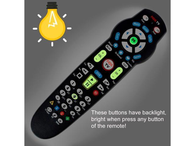 New remote control for verizon FiOS TV/DVR STB RC2655001/7/01B VZ P265v1  VZP265v5 RC1445302 VZP265V2RC whit blacklight - Newegg com