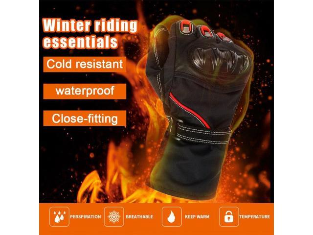 12a18d10d Universal Motorcycle Winter Racing Warm Gloves Black Dropshipping High  Quality Velvet Full Finger Outdoor Riding Glove - Newegg.com