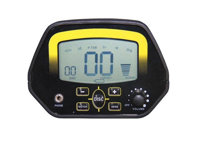 MD3030 Underground Treasure Hunter LCD Display Gold Detect
