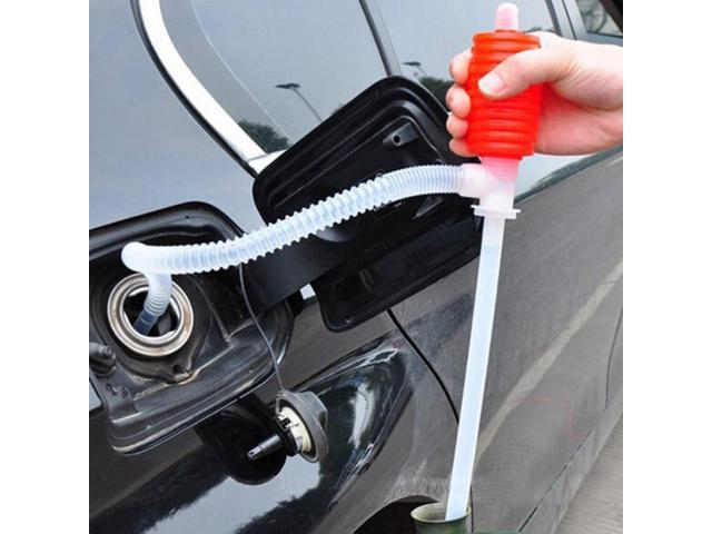 Hand Manual Car Gas Oil Water Liquid Transfer Pump Hose for Car Motorcyle Truck Car Liquid Pumps