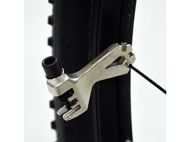 Bicycle Chain Tool Steel Chain Breaker Spoke Wrench Portable Bicycle Repair Tool