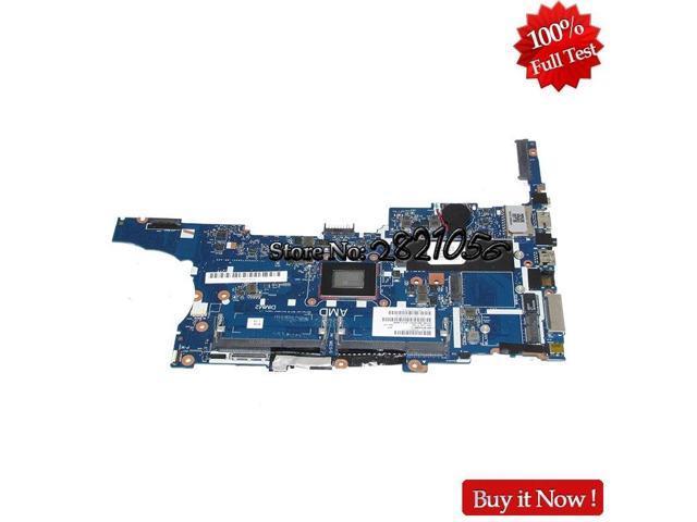 Nokotion Mainboard 827574-601 827574-001 TI-6050A2728001-MB-A02 Für hp 745 G3 Laptop motherboard 14 zoll A8-8600B Getestet