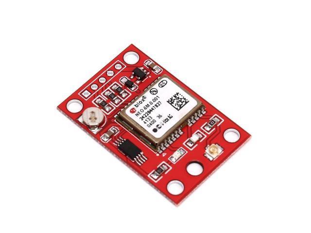 GYNEO6MV2 GPS Module NEO-6M GY-NEO6MV2 Board with Antenna for Arduino New